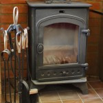 old coach house wood burner