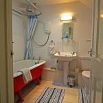 old coach house bathroom