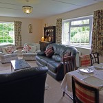 orchard end living area